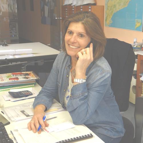 Francesca Riera, administrative assistant - Ros Arquitectura