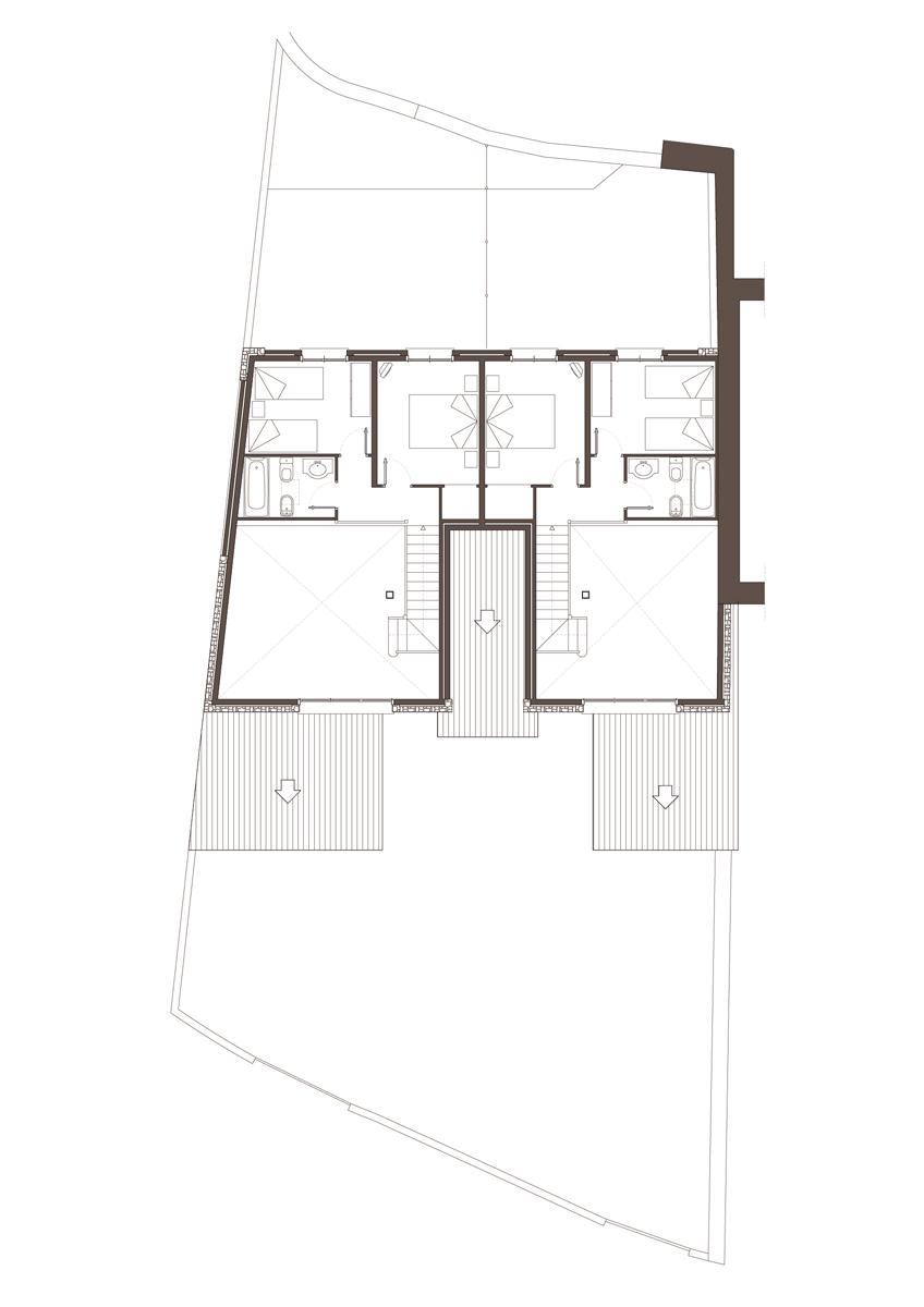 Obra nova residencial planta segona