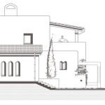 Alçat nord. Projecte d'obra nova i disseny 3D: 2012 - Habitatge unifamiliar aïllat a Arenys de Mar
