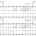 Obra nova i enderroc. Projecte de reforma i disseny 3D: 2013 - Formació d'un Viver d'empreses a la planta segona de l'Edifici Xifré d'Arenys de Mar