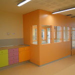 Fotografia interiors. Projecte d'obra nova: 2009 Escola Bressol
