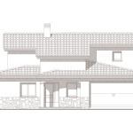 Alçat est. Projecte d'obra nova: 1998 Habitatge unifamiliar aïllat