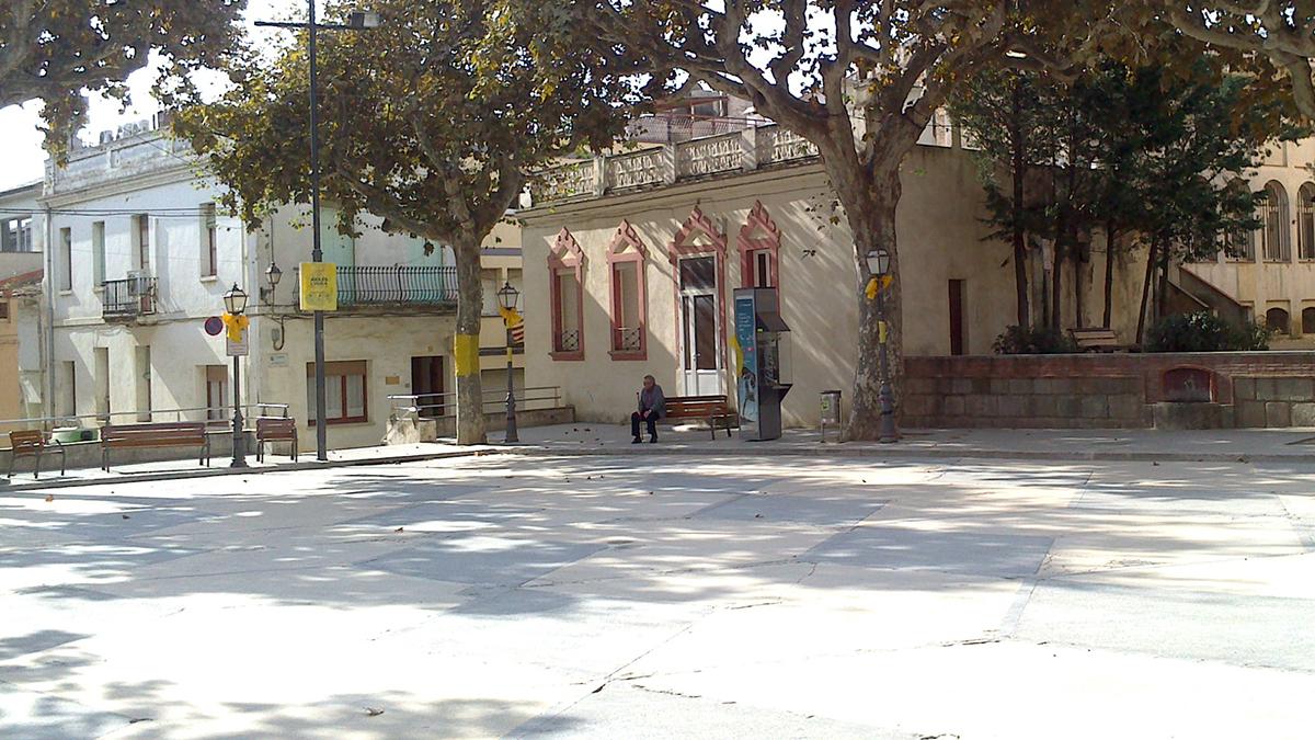 Inicial. Projecte d'urbanisme: 2015 Arranjament de la Plaça de l'Església d'Arenys de Munt